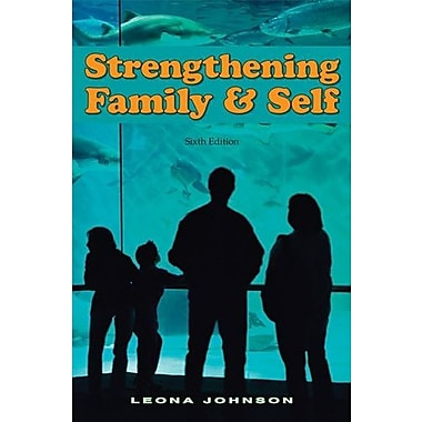 Strengthening Family & Self, New Book (9781605251080)
