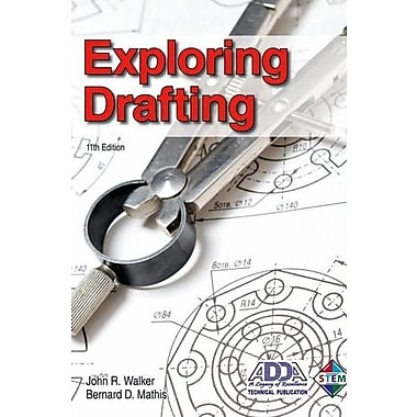 Exploring Drafting, New Book (9781605254050)