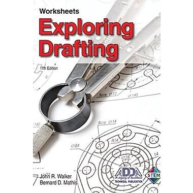 Exploring Drafting, New Book (9781605254067)