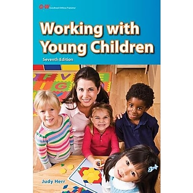 Working with Young Children, New Book (9781605254364)