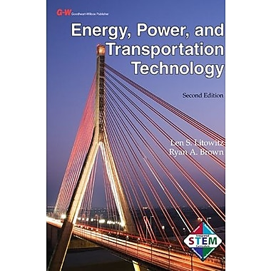 Energy, Power, and Transportation Technology, New Book (9781605255552)