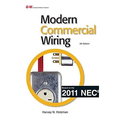 Modern Commercial Wiring, New Book (9781605255880)
