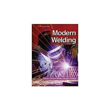 Modern Welding, New Book (9781605257952)