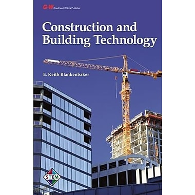 Construction & Building Technology, New Book (9781605258102)