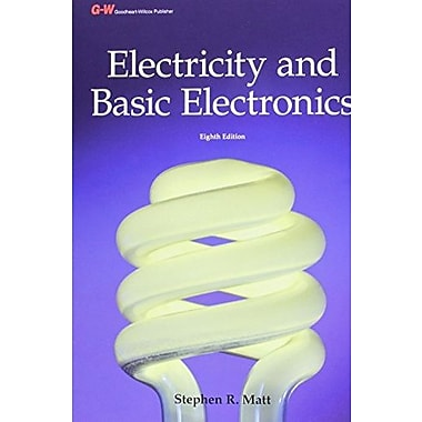 Electricity and Basic Electronics, New Book (9781605259536)