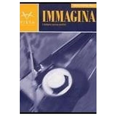 Immagina Student Activities Manual, New Book (9781605761732)