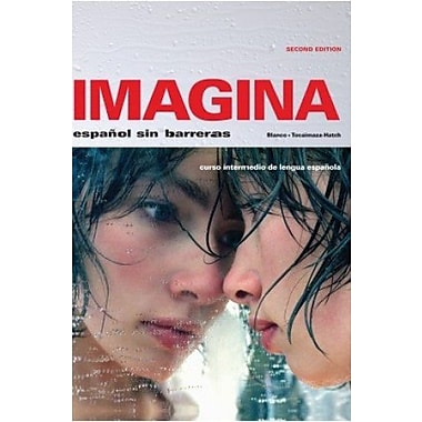 Imagina, 2nd edition - Student Edition, Supersite code and Student Activities Manual, New Book (9781605764283)