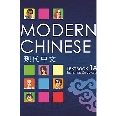 Modern Chinese - Textbook 1A Simplified Characters, New Book (9781606034811)