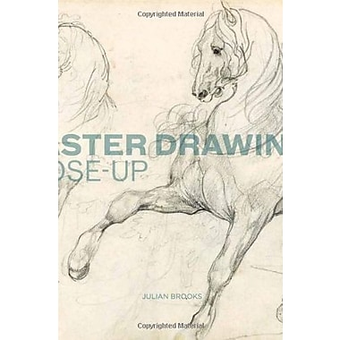 Master Drawings Close-Up, New Book (9781606060193)