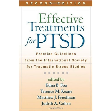 Effective Treatments for PTSD, New Book