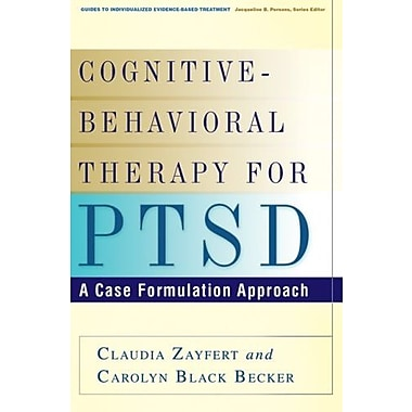 Cognitive-Behavioral Therapy for PTSD: A Case Formulation Approach (9781606230312)