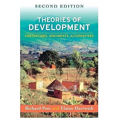 Theories of Development, Second Edition: Contentions, Arguments, Alternatives, New Book (9781606230664)