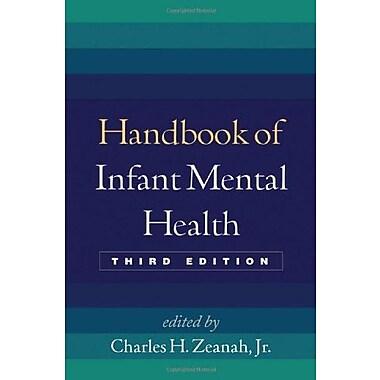 Handbook of Infant Mental Health, Third Edition, New Book (9781606233153)