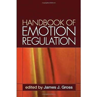 Handbook of Emotion Regulation, First Edition, New Book (9781606233542)