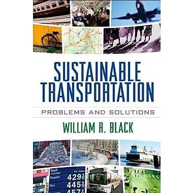 Sustainable Transportation: Problems and Solutions, New Book (9781606234853)