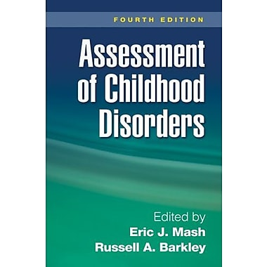 Assessment of Childhood Disorders, Fourth Edition, New Book (9781606236154)