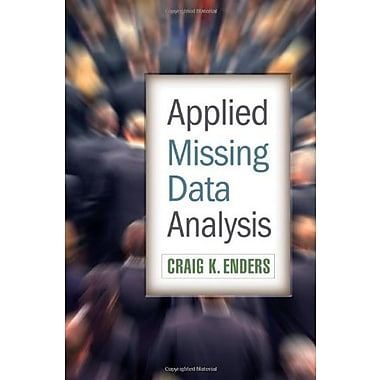 Applied Missing Data Analysis (Methodology in the Social Sciences), New Book (9781606236390)