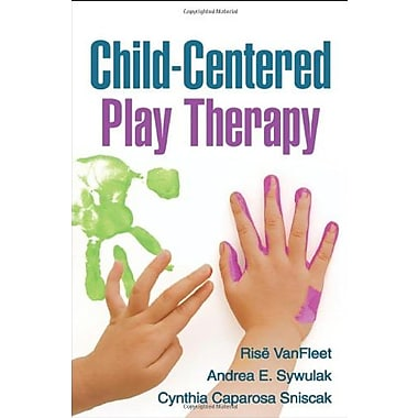 Child-Centered Play Therapy, New Book (9781606239025)