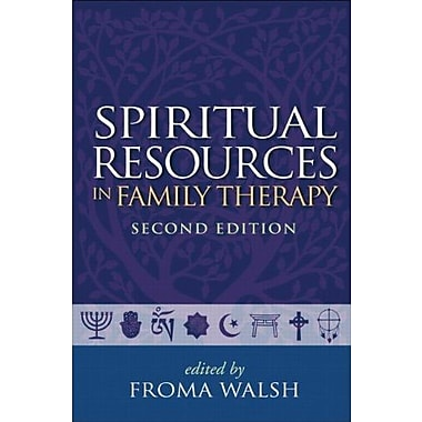 Spiritual Resources in Family Therapy, Second Edition, New Book (9781606239087)