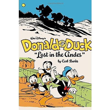 Walt Disney's Donald Duck: Lost in the Andes, New Book (9781606994740)
