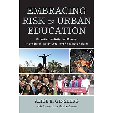 Embracing Risk in Urban Education, New Book (9781607099482)