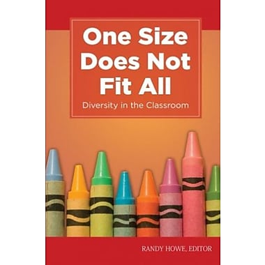 One Size Does Not Fit All: Diversity in the Classroom (Kaplan Voices Teachers), New Book (9781607141150)