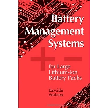 Battery Management Systems for Large Lithium Ion Battery Packs, New Book (9781608071043)