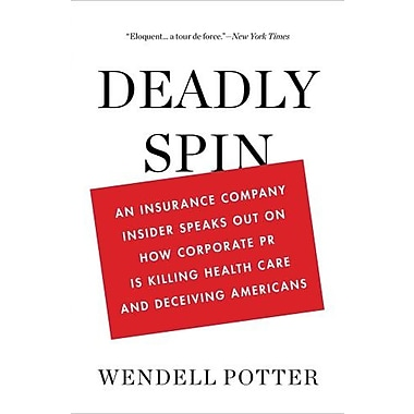 Deadly Spin, Used Book