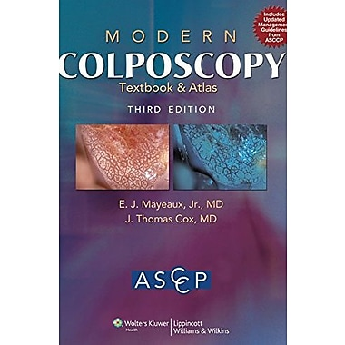 Modern Colposcopy Textbook and Atlas, New Book (9781608315475)