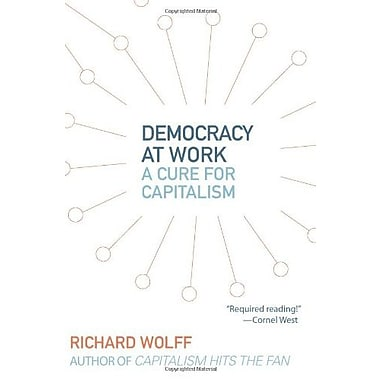 Democracy at Work: A Cure for Capitalism, New Book (9781608462476)