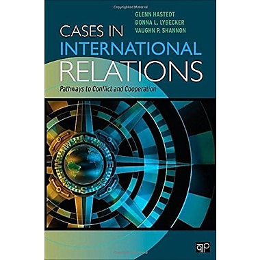 Cases in International Relations; Pathways to Conflict and Cooperation, New Book (9781608712472)