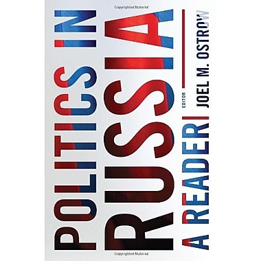 Politics In Russia: A Reader, New Book (9781608716500)