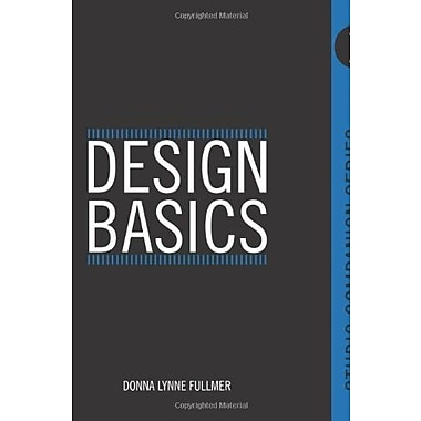 Studio Companion Series Design Basics, New Book (9781609010928)
