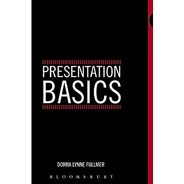 Studio Companion Series Presentation Basics, New Book (9781609011017)