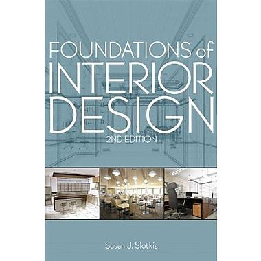 Foundations of Interior Design, New Book (9781609011154)