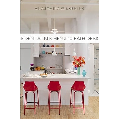 Residential Kitchen and Bath Design, New Book (9781609011253)