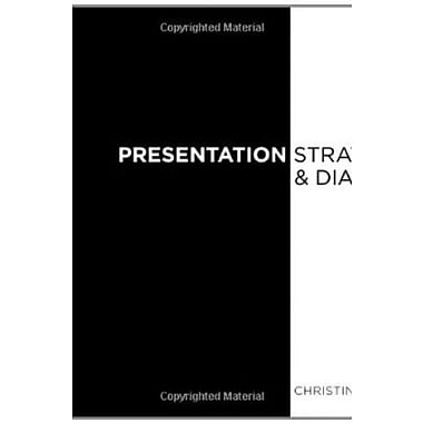 Presentation Strategies and Dialogue, New Book (9781609011444)