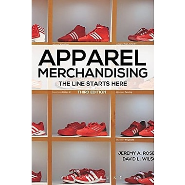 Apparel Merchandising: The Line Starts Here, New Book (9781609015398)