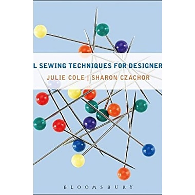Professional Sewing Techniques for Designers, New Book (9781609019259)
