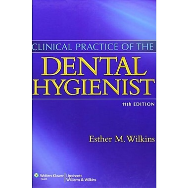 Clinical Practice of the Dental Hygienist, 11th Edition: Text and Student Workbook Package, New Book (9781609138981)