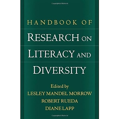 Handbook of Research on Literacy and Diversity, New Book (9781609181451)