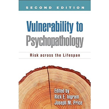 Vulnerability to Psychopathology, Second Edition: Risk across the Lifespan, New Book (9781609181482)