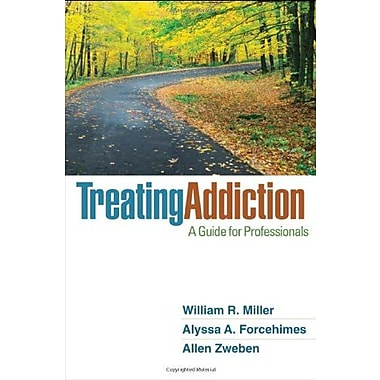 Treating Addiction: A Guide for Professionals, New Book (9781609186388)