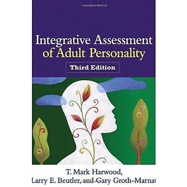 Integrative Assessment of Adult Personality, Third Edition, New Book (9781609186500)