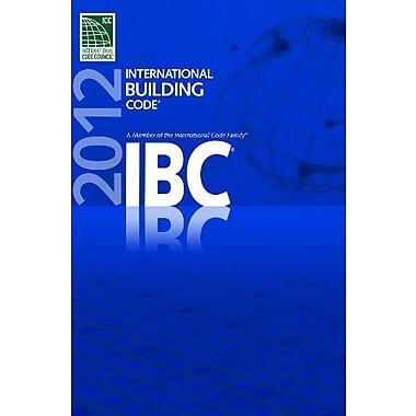 2012 International Building Code, New Book (9781609830403)