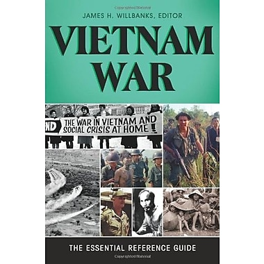 Vietnam War: The Essential Reference Guide, New Book (9781610691031)