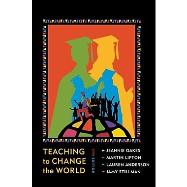 Teaching to Change the World, New Book (9781612052274)