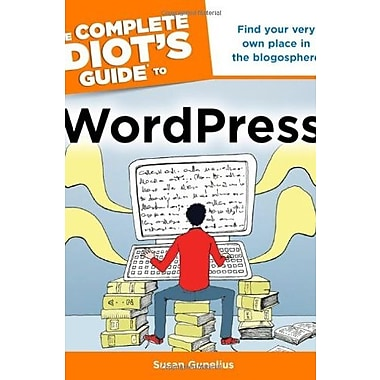 The Complete Idiot's Guide to WordPress (9781615640720)