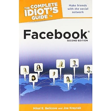 The Complete Idiot's Guide to Facebook, 2nd Edition (9781615641185)