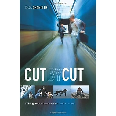 Cut by Cut, 2nd edition: Editing Your Film or Video, New Book (9781615930906)